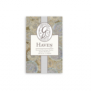 Greenleaf Small Scented Sachet - Haven